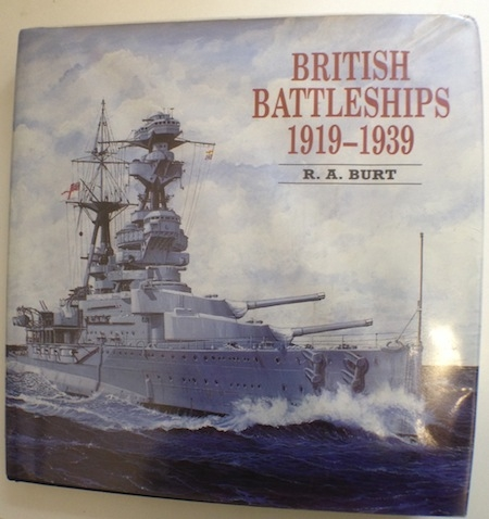 British Battleships 1919 – 1939
