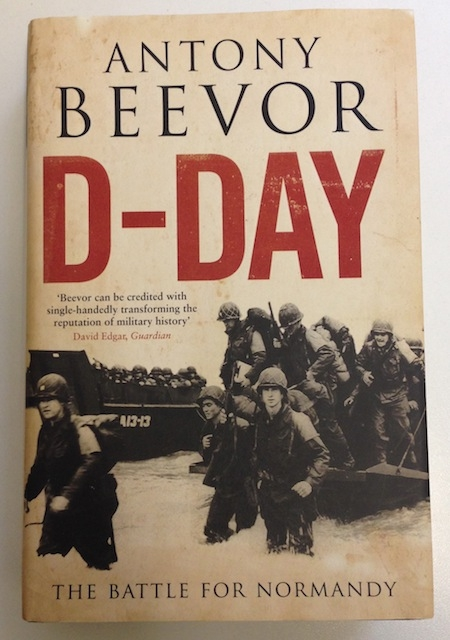 D-D-Day The Battle for Normandy
